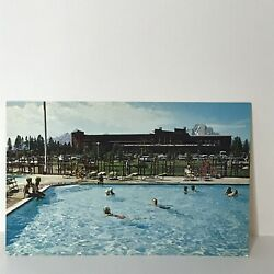 Kyпить Jackson Lake Lodge Wyoming Postcard на еВаy.соm