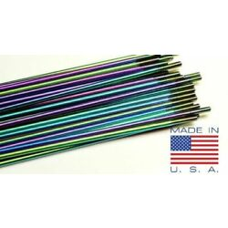 USA Made Titanium Spokes Custom Cut to Your Length from 150mm-245mm QTY 1-59