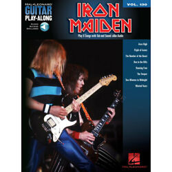 Kyпить IRON MAIDEN GUITAR TAB / TABLATURE  / ***BRAND NEW*** /  IRON MAIDEN PLAY ALONG на еВаy.соm