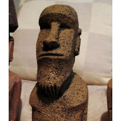 Kyпить Authentic Easter Island Moai Statue