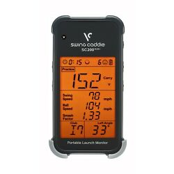 Kyпить Voice Caddie / Swing Caddie SC200 Plus Golf Launch Monitor на еВаy.соm