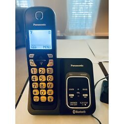 Kyпить Panasonic KX-TG833SK Base Answering Machine & Cordless Phone Handset KX-TGD560 на еВаy.соm