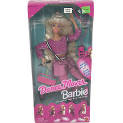 Kyпить 1994 Dance Moves Barbie | Bend & Move Barbie | NIB на еВаy.соm