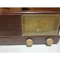 Kyпить GE Tube Radio Model 416 на еВаy.соm