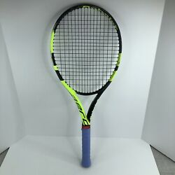 Kyпить Babolat Pure Aero 4 1/4 Grip Tennis Racquet With New Grip - B на еВаy.соm