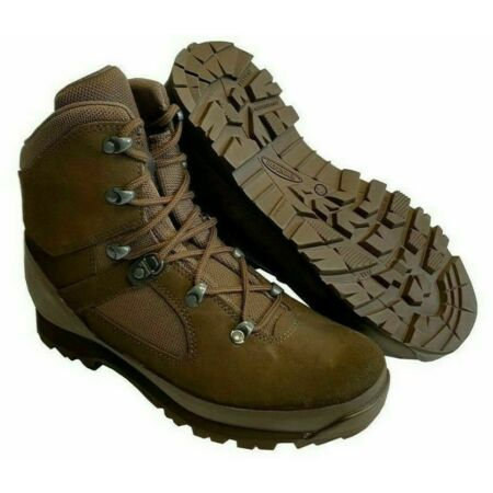 img-Haix Desert - NEW STYLE - Combat Boots - NEW IN BOX - 7 Wide - C21