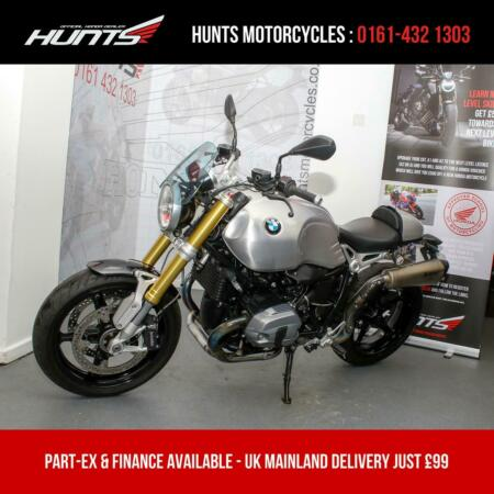 2018 '68 BMW RnineT Sport ABS. 1 Owner. See Ad. For Full Details. £8,495