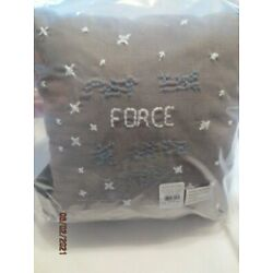 Kyпить STAR WARS POTTERY BARN may the force be with you ACCENT PILLOW  NIP на еВаy.соm