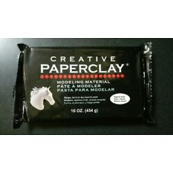 CREATIVE PAPERCLAY Air Drying Modeling Paper Clay. No Kiln or firing needed