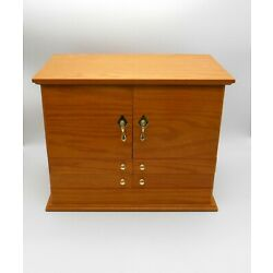 Kyпить Lori Greiner Wood Jewelry Organizer For Your Ease Only Model на еВаy.соm