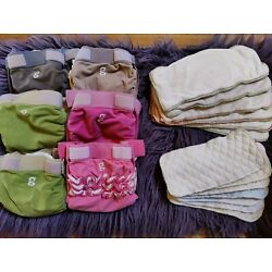 Kyпить Gdiapers Lot Medium Liners Inserts G-diapers G Diapers на еВаy.соm