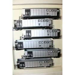 Kyпить WALTHERS HO SCALE BETHGONS - BNSF(6 PACK) CUSTOMER RE-NUMBERED (#8) на еВаy.соm