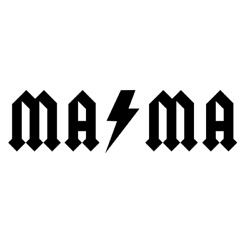 ACDC MAMA Car/Laptop/Cup Decal Sticker