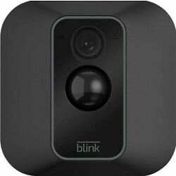 Blink XT Indoor/Outdoor Wi-Fi Wireless 1080p Add on Security Camera  Black XT