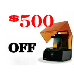 Formlabs Form 3 printer coupon for $500.00 OFF