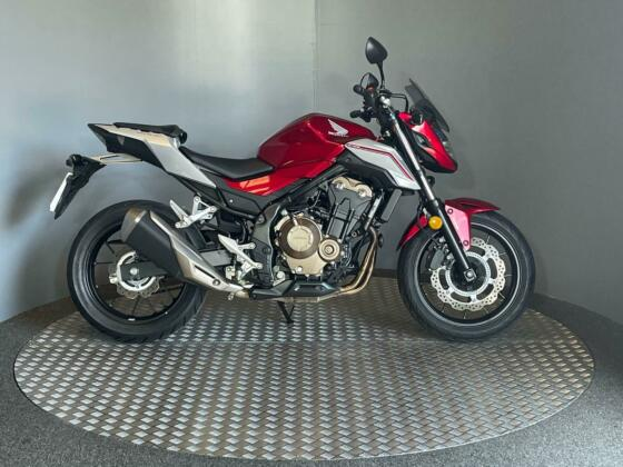 Honda CB 500 F 2019 with only 3567 miles / One Owner - A2 Licence