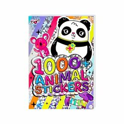Fashion Angels Cute Animal Stickers for Kids - Animal Laptop Stickers for Scr...