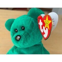 Ty Beanie Babies Erin with Canadian Tush tag