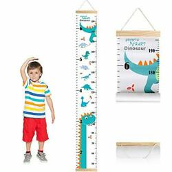 Outivity Growth Chart for Kids Boys Girls Baby Canvas Height Chart Removable ...