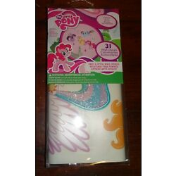 My Little Pony Friendship is Magic Peel & Stick Wall Decals - 31 Decals