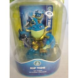 RIP TIDE SKYLANDERS Action Figure SWAP FORCE Box Card PS3 XBOX Wii NEW