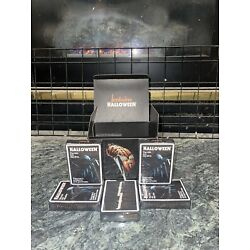 Fontaine Halloween Michael Myers Brick Box - Playing Cards BRAND NEW