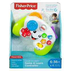 Fisher-Price Laugh and Learn Game and Learn Controller, 6-36 Months, Baby's Toy