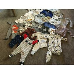 Size 0-6 Months Old Baby Boy's Lot of Clothing  (new without tags)