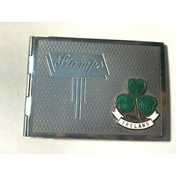COOL BEANS BLOWOUT: Mid-Century IRELAND Postage Stamp Holder Collectable 03-83