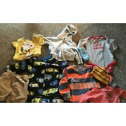 Size 9 Months- 12 Months:  Baby Boy's Lot of Clothing