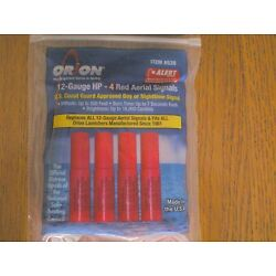 MARINE FLARE  ORION EXPIRES  NEW 2024  NEW   FREE SHIPPING