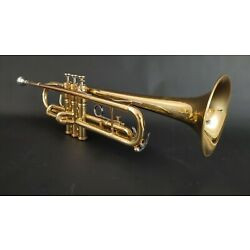 King 601 Bb Trumpet with Case and Mouthpiece - Made in USA