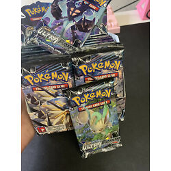 (1 Single Booster Pack) Pokemon Sun & Moon Ultra Prism Booster Pack Sealed New.