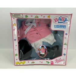 Baby Born Deluxe - Horse Riding Outfit - Zapf Creation