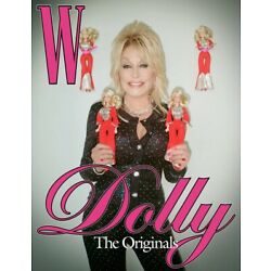 W MAGAZINE-VOL 5, 2021-THE ORIGINALS-DOLLY PARTON-SIMPLY DOESN T STOP-BRAND NEW