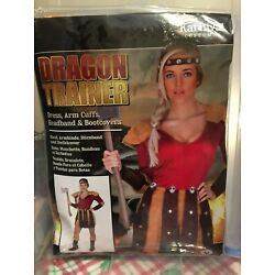 Dragon Trainer  Lady  by karnival costumes size medium