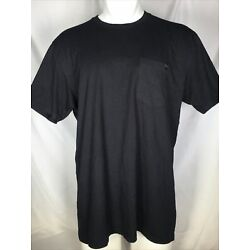 5.11 Tactical Black T-Shirt ABR Always Be Ready Graphic Pocket Tee Men's LARGE