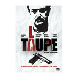The Taupe (Michael Caine, Laurence Olivier, Susan George) DVD New