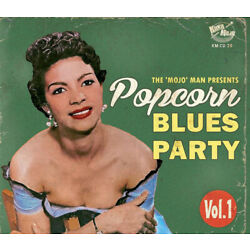 Popcorn Blues Party 1 (Various Artists) by VARIOUS ARTISTS