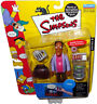 Simpsons Carl Action Figure WOS MOC Series 6 RARE Toy World of Springfield!