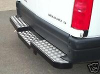 RENAULT MASTER, REAR STEP  BUMPER TOW  BAR