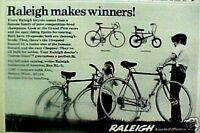 1973 Boys Raleigh Record,Chopper Bicycles Bike Print AD
