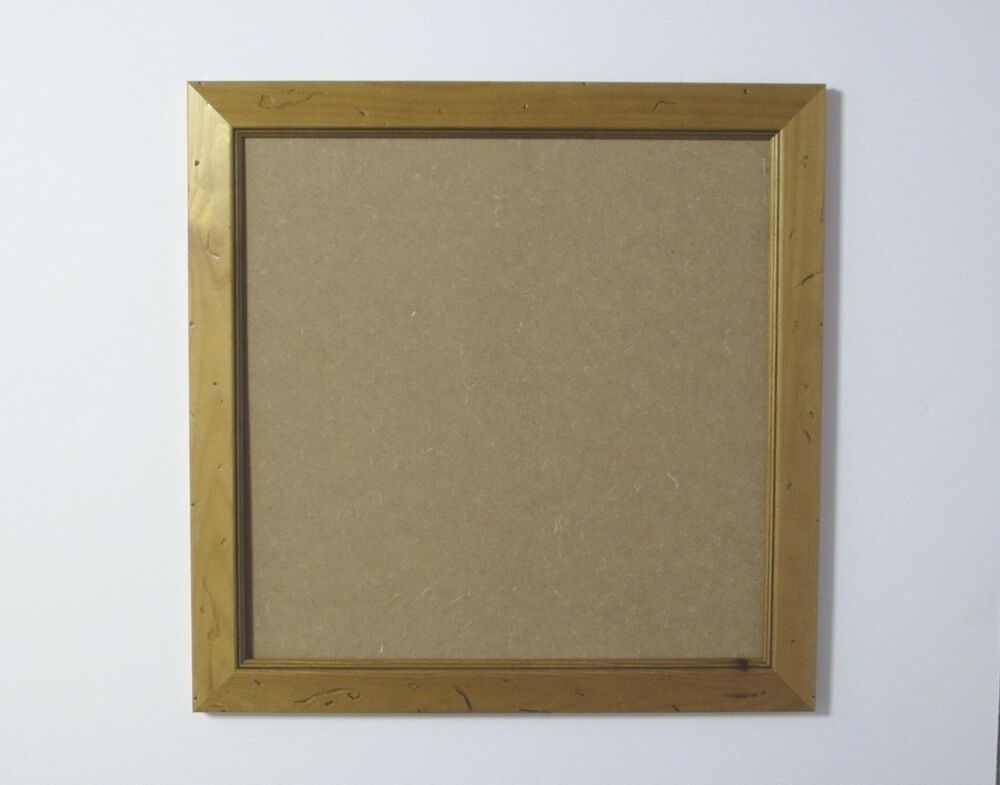 Antique Pine Real Wooden 14x14 Square Picture Photo Frame ...