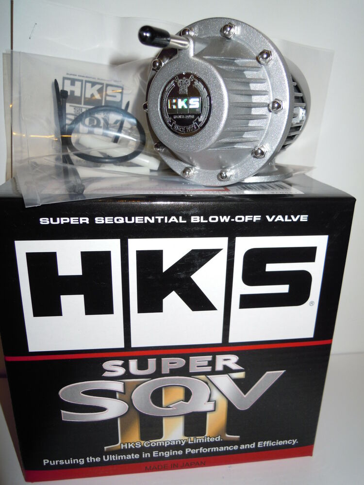 hks ssqv bov sqv blow off valve s13 evo srt 4 wrx sti ebay. Black Bedroom Furniture Sets. Home Design Ideas