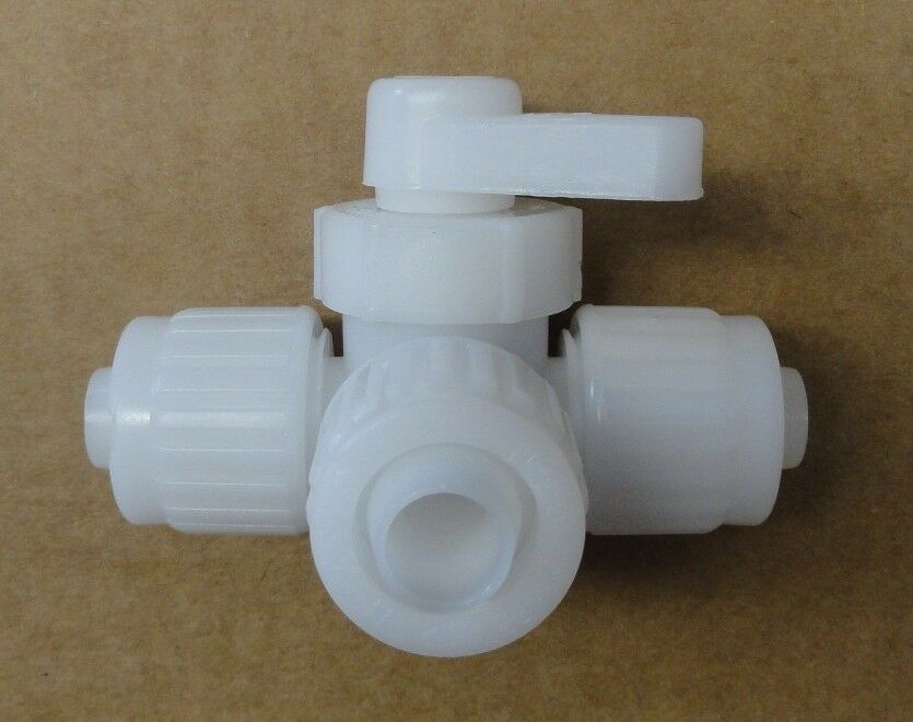 Flair It Rv Water Line 3 Way Valve All Are 1 2 Quot Pex Ebay