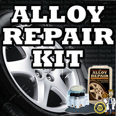 alloy wheel rim repair kit for vw volkswagen all models ebay. Black Bedroom Furniture Sets. Home Design Ideas