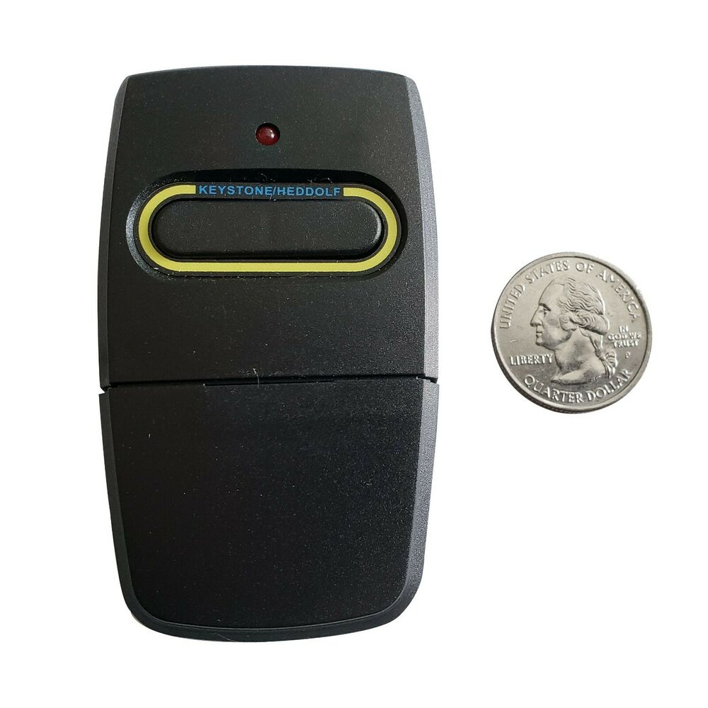 Overhead door garage remote mhz  ebay