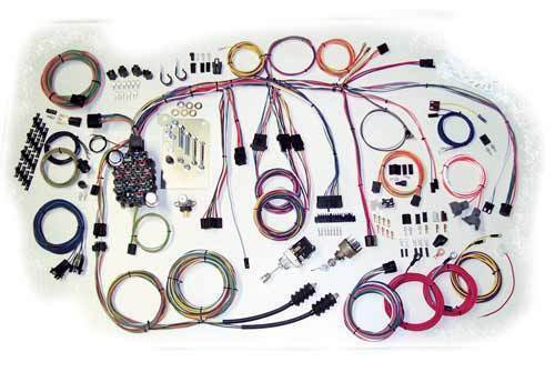 1960 1961 1962 chevy truck classic update wiring kit