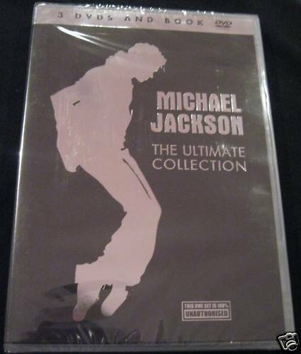 Michael Jackson Ultimate Collection: MICHAEL JACKSON THE ULTIMATE COLLECTION BRAND NEW SEALED 3