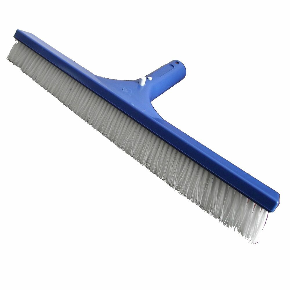 18 pool brush for cleaning swimming pools ebay